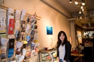 あやの写真展@表参道NALU Cafe