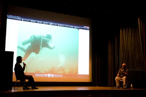 中村征夫・山見信夫対談「安全にダイビングを楽しむ」