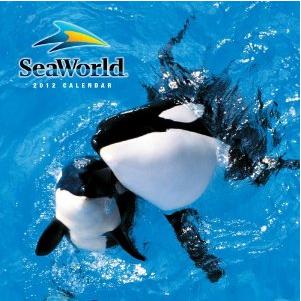 Sea World: 2012 Wall Calendar