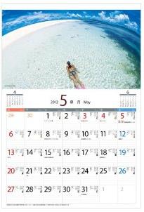 美ら海カレンダー 平成24年(2012年)