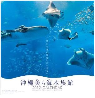 沖縄美ら海水族館 [2012年 カレンダー]