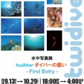 水中写真展 twitterダイバーの集い -First Entry-