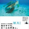 古見きゅう写真展「WA!」海の中でも、みーんな仲良し