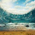 もし、ダイビング中に津波が起きたら?