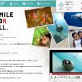 smile for all.公式ウェブサイト