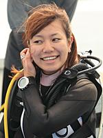口田 菜々香さん(ナナカ)Nanaka Kuchida
