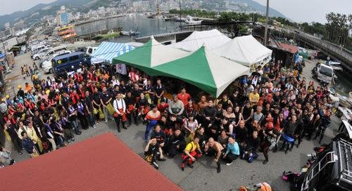 前の記事: 熱海ビーチクリーン2012 ダイバーもゴミも魚も大漁!?