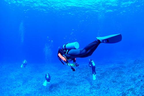 ダイビング漂流体験記