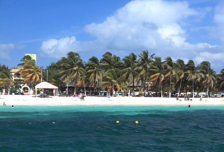 メキシコ・ムヘーレス島
