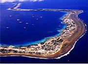 羊水のような優しさを持つ海 マーシャル諸島