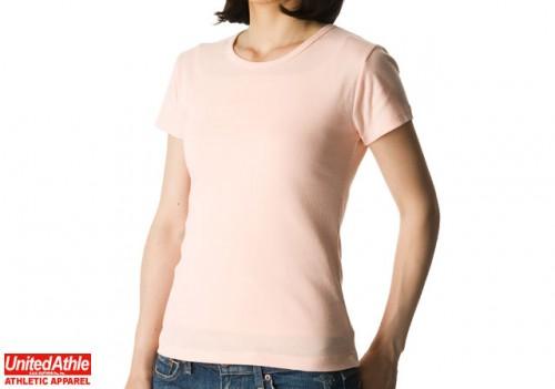 レディース向けTシャツ・サンプル