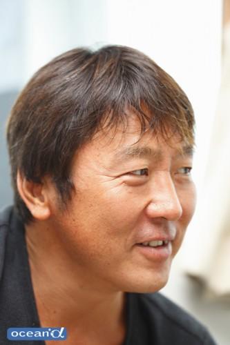 魚類生態学研究家の坂上治郎氏