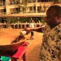 バヌアツ・カバの洗礼