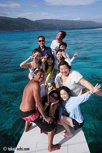 越智隆治によるセブ島フォトツアー