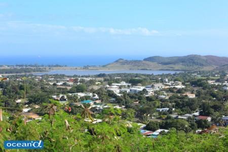 ニューカレドニア、クマック&プーム(撮影:越智隆治)