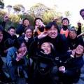 富戸にガイド10人集まってダイビング