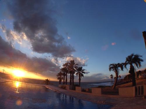 三戸浜ビーチバムのプール