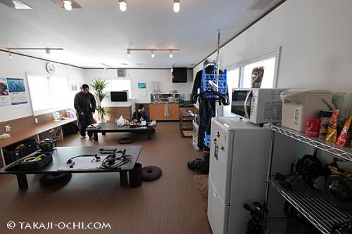 広くてきれいな施設は、カメラ置きや電源など、フォト派が過ごしやすいよう、細部に渡って考えられている