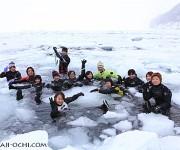 前の記事: はじめての流氷ダイビング~北海道潜り歩き・クリオネに逢いたく
