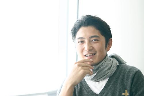 岡田裕介インタビュー