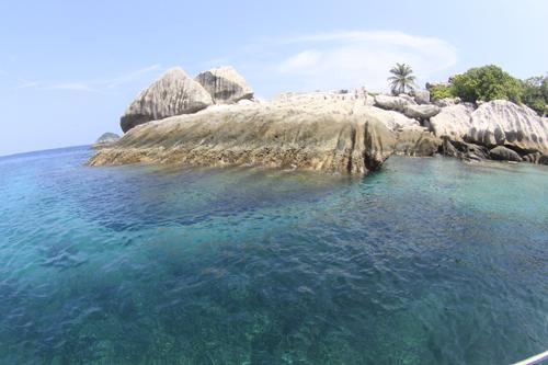マレーシア、ティオマンのダイビング