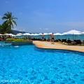 タイのカオラック、ムクダラ・ビーチ・ヴィラ&スパ・リゾート(撮影:越智隆治)