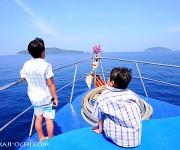 前の記事: タイのカオラック、家族で過ごす春休み~スミラン諸島へスノーケ