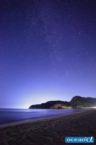 田後の海(撮影:むらいさち)