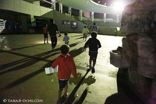 鴨川シーワールド「夜の水族館」