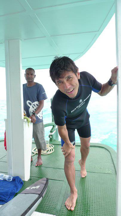 バショウカジキとマヤ文明探訪のテレビ番組~石川肇カメラマン撮りおろし!水中最速のプレデターを追う~