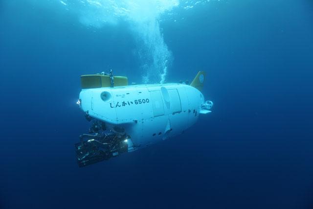 世界初!深海5,000mの調査をリアルタイムでノーカット生中継!