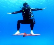 前の記事: サイパン発?水中でスノーボードみたいに遊ぶマリンボード(マリ