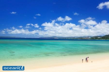 ダイヤモンドビーチは「沖縄」の風景そのもの