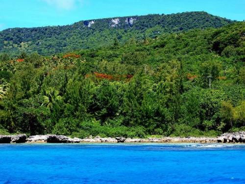 北マリアナ諸島、ロタ島