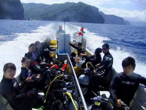 北海道のダイビング
