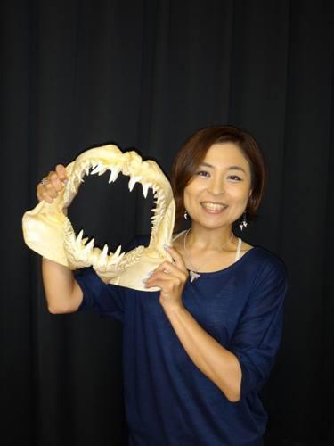 シャークジャーナリスト沼口麻子さん