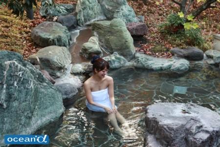 露天風呂や内風呂のほかサウナも完備。女性風呂にはどろ湯や壺湯もある