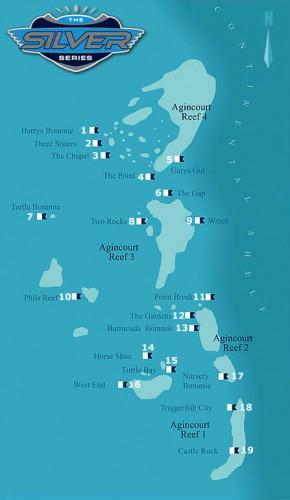 シルバーソニックマップ