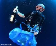 次の記事: 宮古島の海底に貯蔵した泡盛は、まろやかで美味しかった!