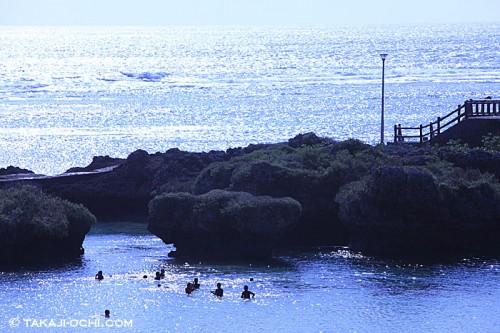 宮古島南部のDIVE宮古島(撮影:越智隆治)