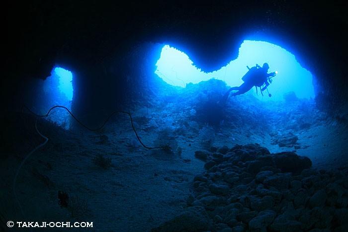 ファンダイビング中に洞窟でロストした事故に関する裁判(和解)事例