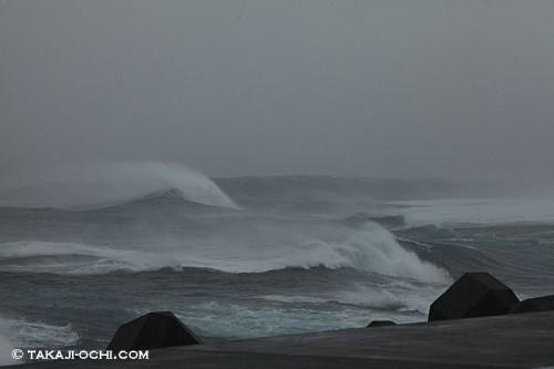 宮古島の台風