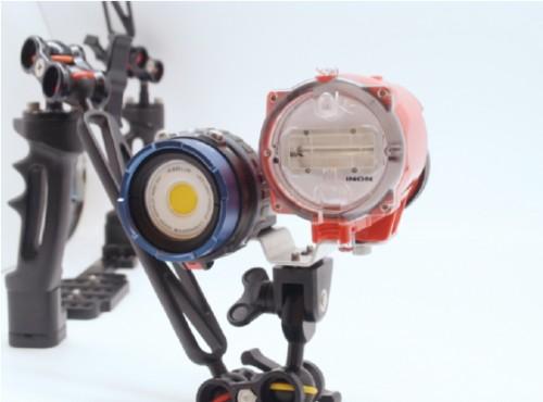 RGBlue System01 ダブルマウントベース
