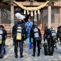 熊本のお祓いダイビング