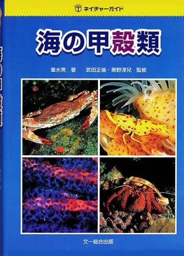 「ネイチャーガイド 海の甲殻類/文一総合出版」