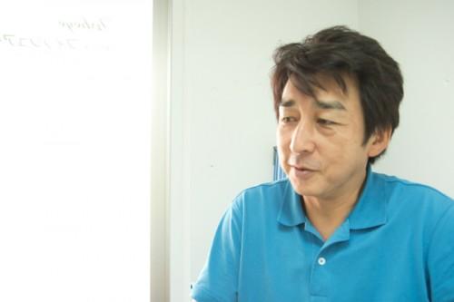 株式会社フィッシュアイの代表取締役・大村謙二さん
