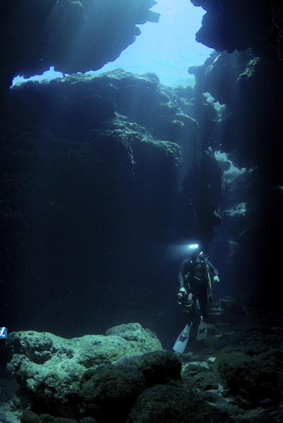 オガンの洞窟(撮影:中村卓哉)