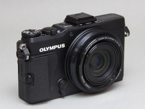 オリンパスSTYLUS XZ-2