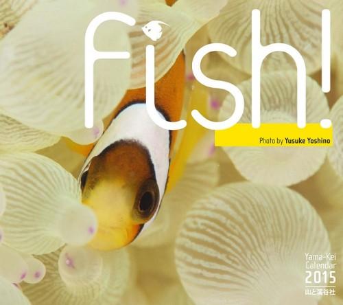 吉野雄輔2015年カレンダー「fish」