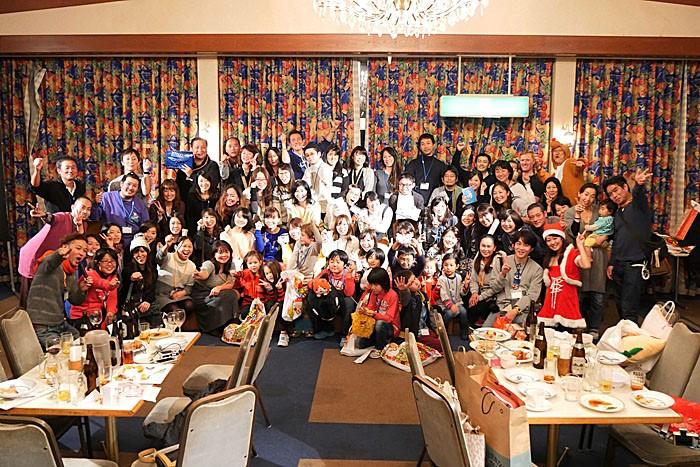 2014クリスマスパーティー(鴨川シーワールド)